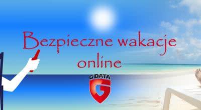 Bezpieczne wakacje online